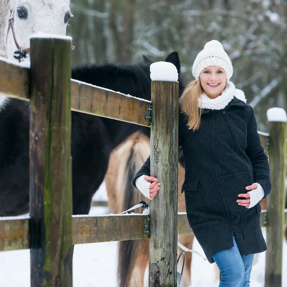 Winterjacken + Wintermäntel